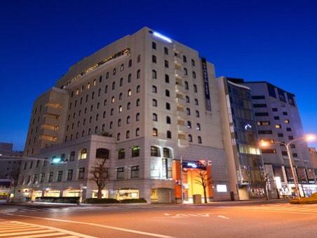 アパホテル宇都宮駅前店