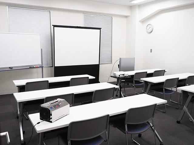 イオンコンパス東京八重洲会議室で 利用されているオゾンクラスター1400