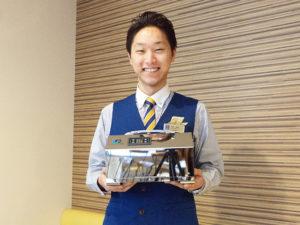 コンフォートホテル横浜関内の店長:箕浦 龍彦様