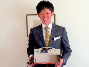 黒潮ホテル中澤マネージャー