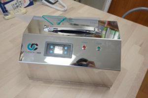 オゾンクラスター1400でニコニコ保育園を除菌