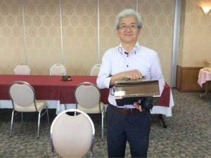 瀬田アーバンホテル 片岡専務
